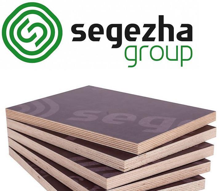 Ламинированная фанера  Segezha Group