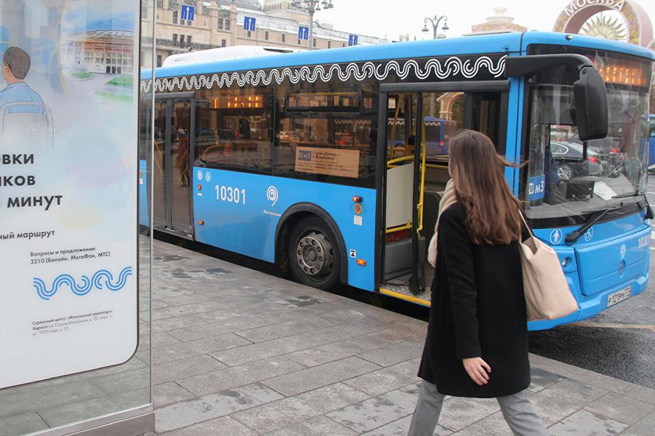 Бесплатные автобусы перевезли более 350 тыс. человек в пасхальные праздники