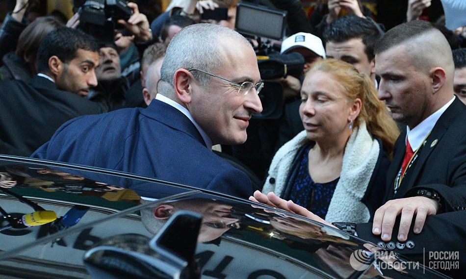 В Кремле ответили на вопрос, следит ли Путин за деятельностью Ходорковского