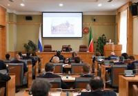 Казань по примеру Москвы