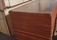 Ламинированная фанера из тополя производства КНР