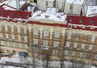 Открытие отеля в Шамовской больнице перенесли на осень.