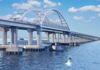 Крымский мост на финишной прямой: вдоль автотрассы устанавливают шумозащитные экраны  и тестируют освещение автодороги.