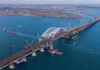 16 мая Крымский мост откроют для автомобилистов