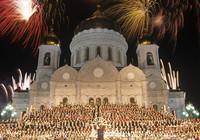 Удовольствие посмотреть салют 9 мая с храма Христа Спасителя подорожает