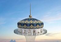 Строительством башни «Тюбетей Tower» в Казани займется пермский бизнесмен