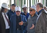 Прогулка с Миннихановым: в Казани обновят «храм на воде» и Нижнезареченскую дамбу